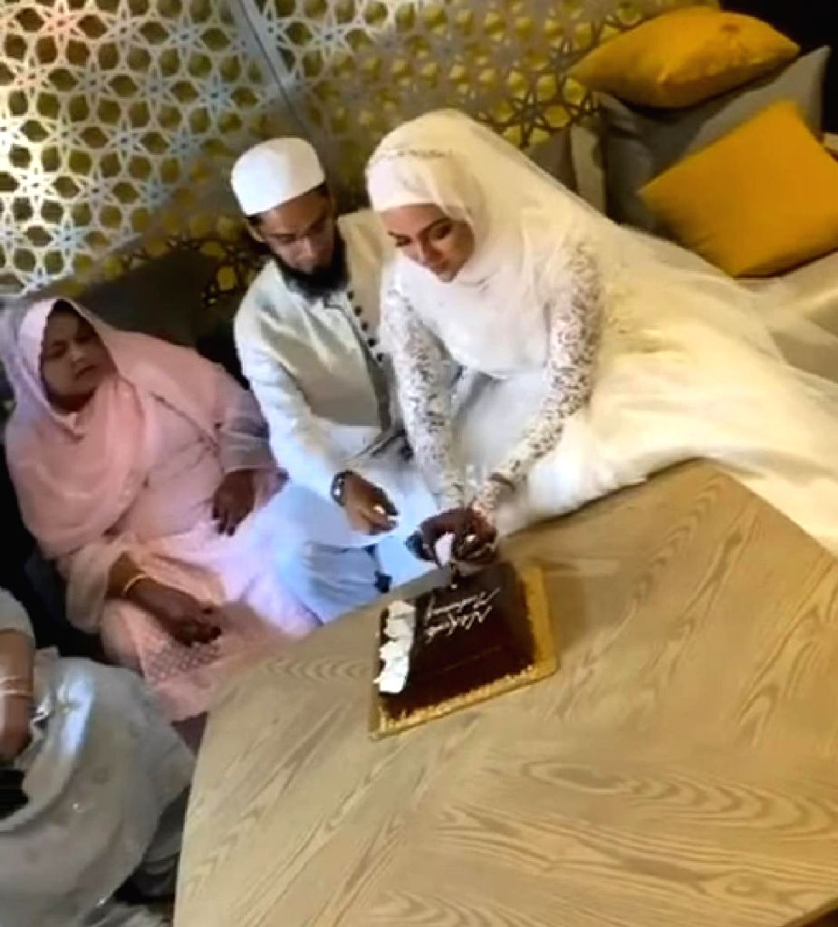 Is former 'Bigg Boss' contestant Sana Khan married?. - Khan