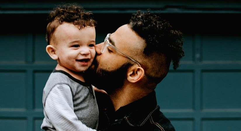 Is if your beard really baby friendly?. (Photo: Unsplash)