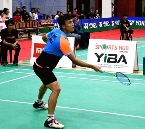 Ishaan Bhatnagar of Chattishgarh has been selected to be part of the Indian Team chosen for the Asian Junior Championship.
