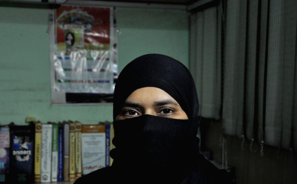 Ishrat Jahan. (Photo: Kuntal Chakrabarty/IANS)