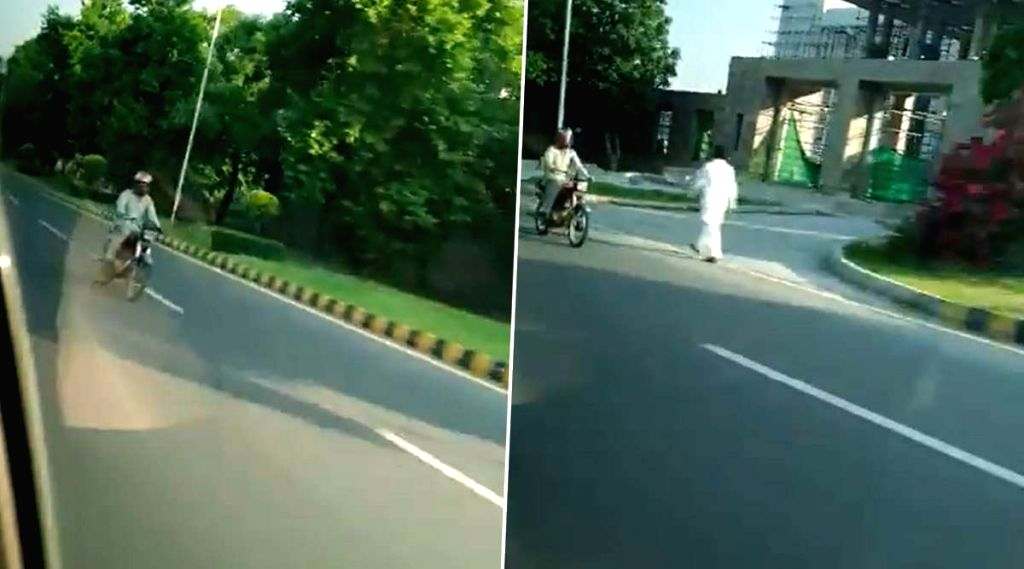 ISI spies harassing top Indian diplomat in Islamabad.