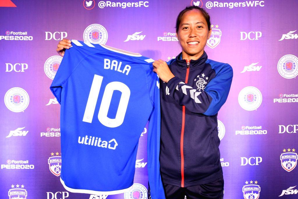ISL: Bala Devi wishes for women's derby between Kolkata giants.