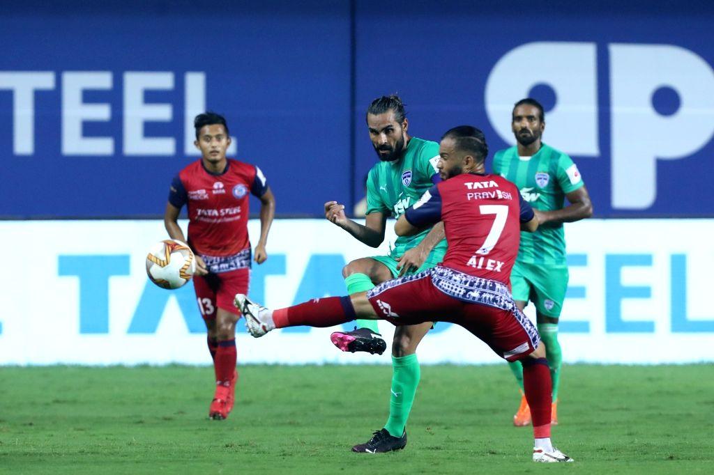 ISL: Jamshedpur survive Bengaluru fightback to win 3-2. (Courtesy ISL)