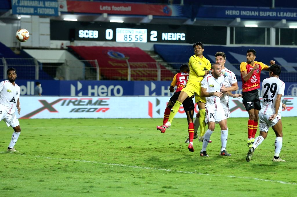 ISL: NorthEast United closer to playoffs with win vs East Bengal.
