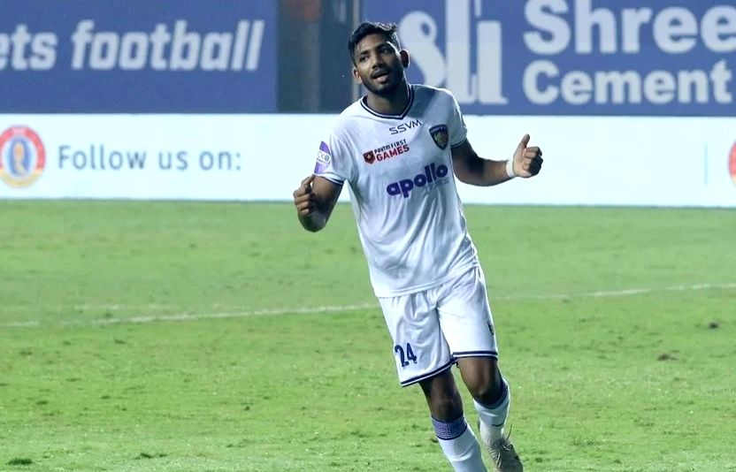 ISL side Chennaiyin extend forward Rahims contract by two years.