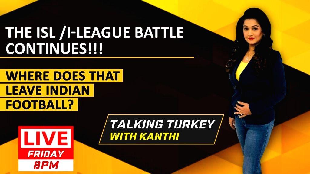 ISL vs I-League battle continues, reveals debate on Power Sportz.