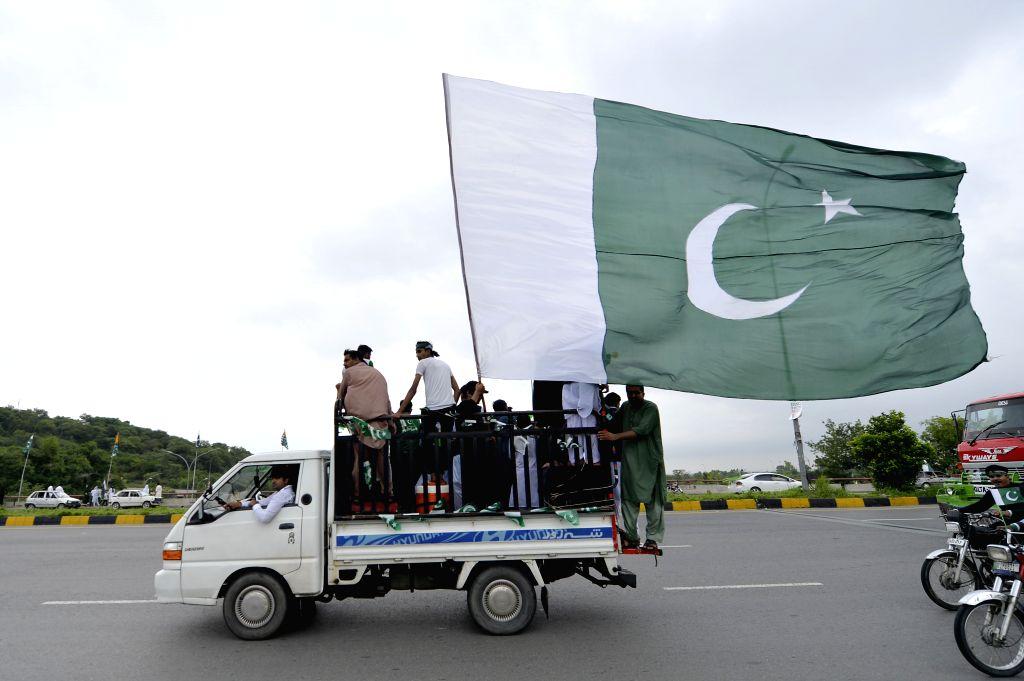 PAKISTAN-ISLAMABAD-INDEPENDENCE DAY-CELEBRATIONS