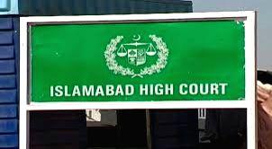 Islamabad High Court.