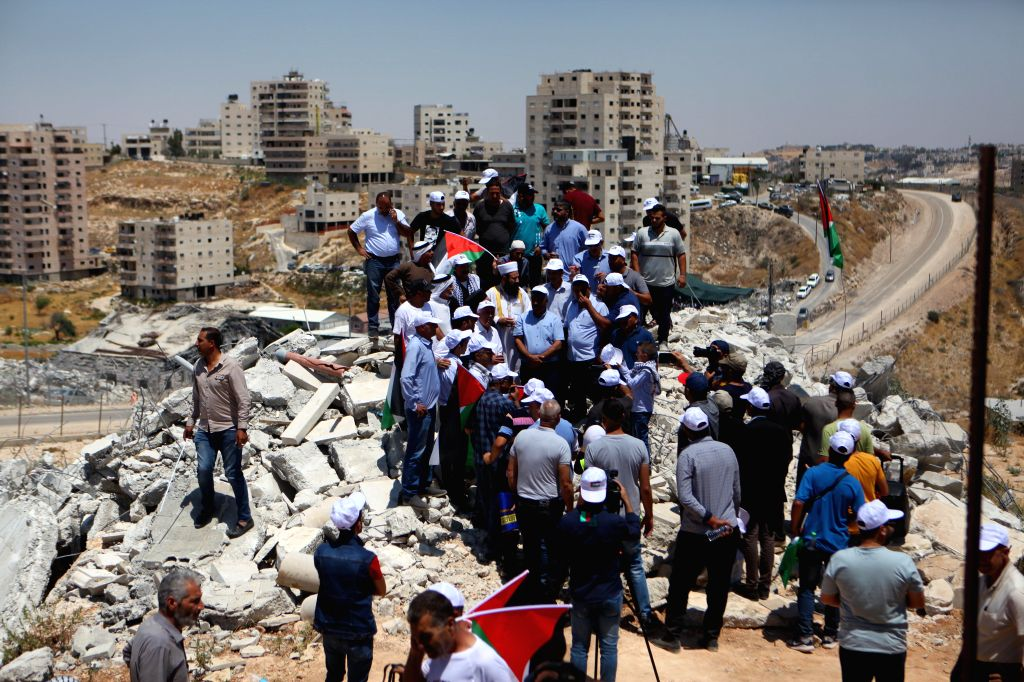 Israel advances new settlement homes in East Jerusalem