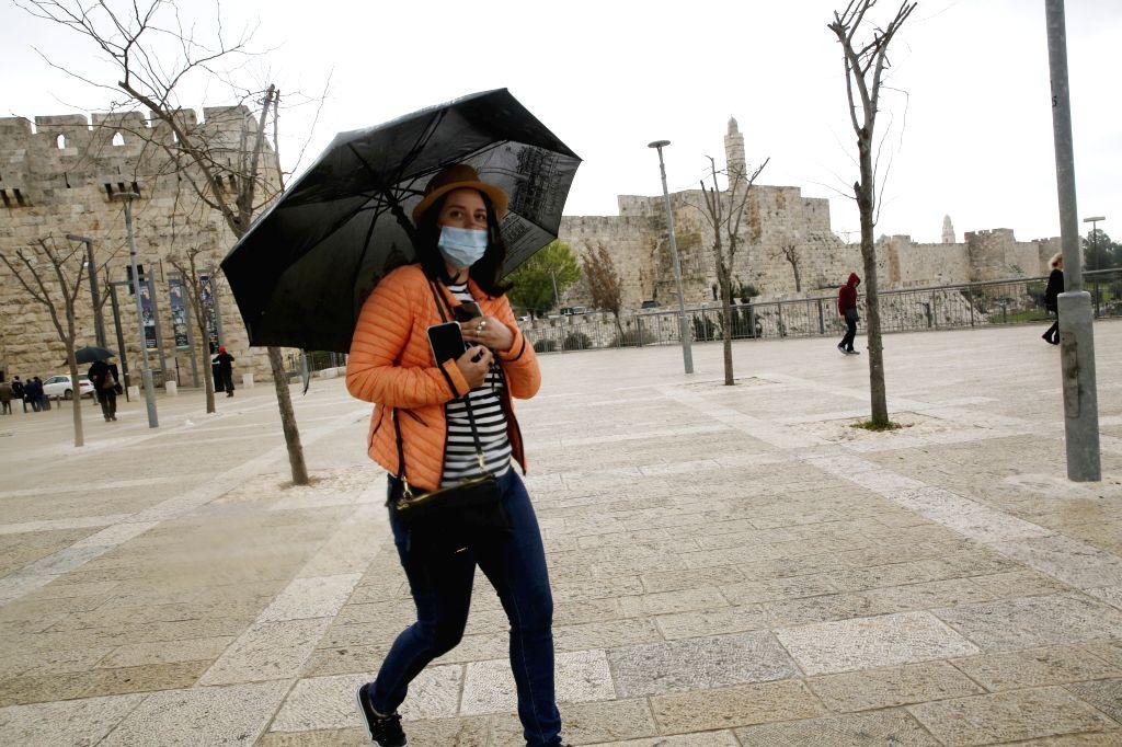 Israel reopens shops as lockdown eases