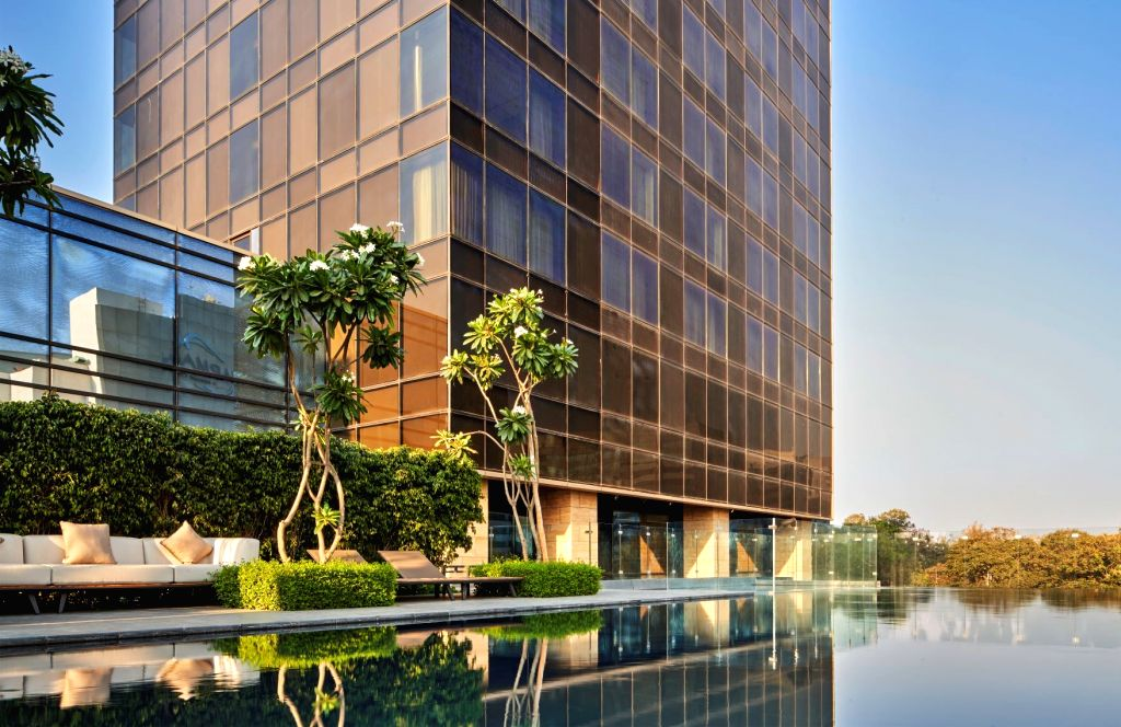 :Israeli hospitality group Dan Hotels' first foreign property The Den in Bengaluru..