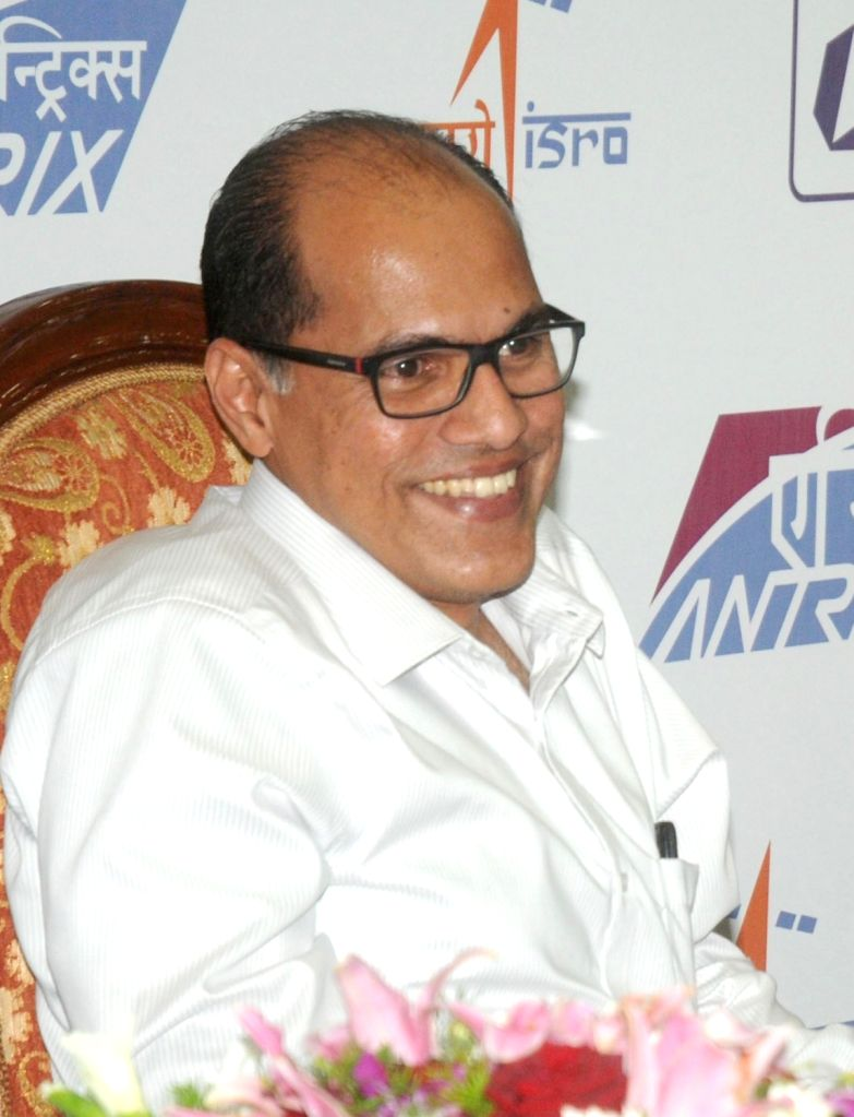 ISRO commercial arm Antrix Corporation Ltd Chairman and Managing Director S. Rakesh.