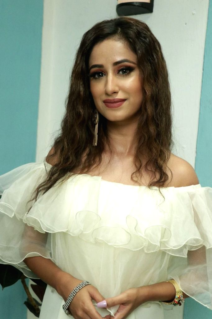 It's on TV actress Maera Misshra taking part in daily soap 'Bhagya Lakshmi' - Maera Misshra