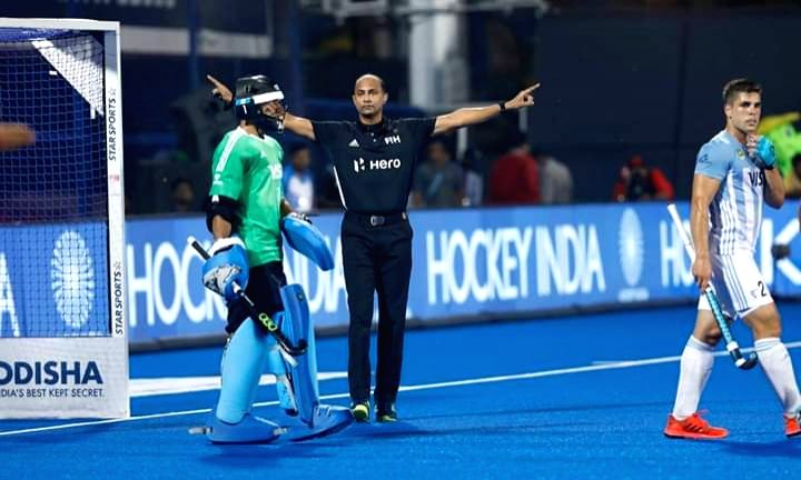 It was challenging to prepare for Olympics: Hockey umpires