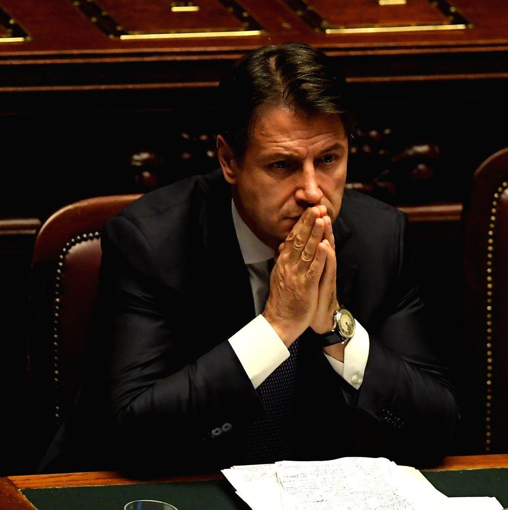 Italian PM announces plan to ease coronavirus lockdown