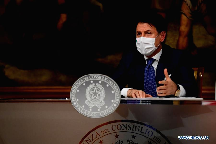 Italian PM to resign amid pandemic criticism