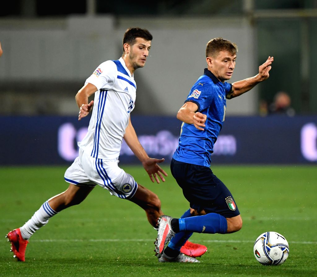 Italy edge Netherlands to move on top, Poland win in Bosnia. (Xinhua/IANS)
