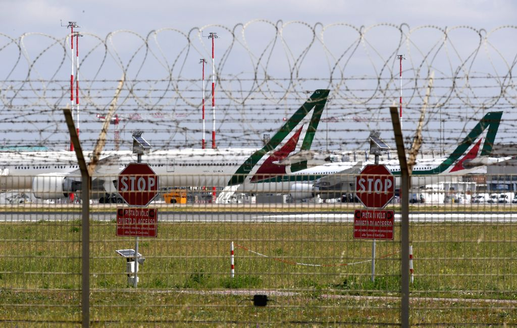 Italy's Alitalia to restart operations from June 3