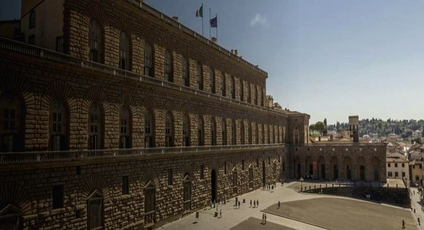 Italy's Palazzo Pitti re-opens after lockdown with major retrospective.