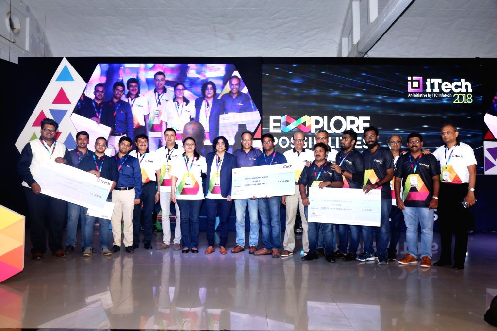 "ITC Infotech organised a ""Startup Showcase"" and a programing Codeathon as part of iTech 2018 on December 8-9, 2018 in Bengaluru."