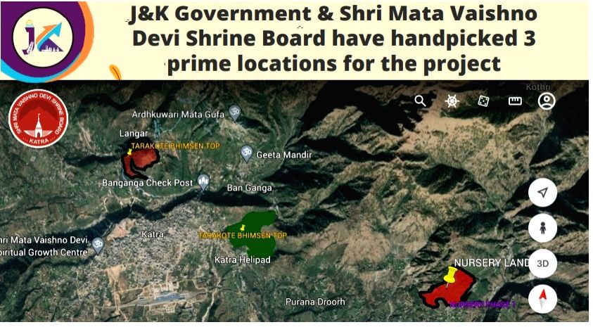J&K's Dream Project: India's best mythological theme park at Katra