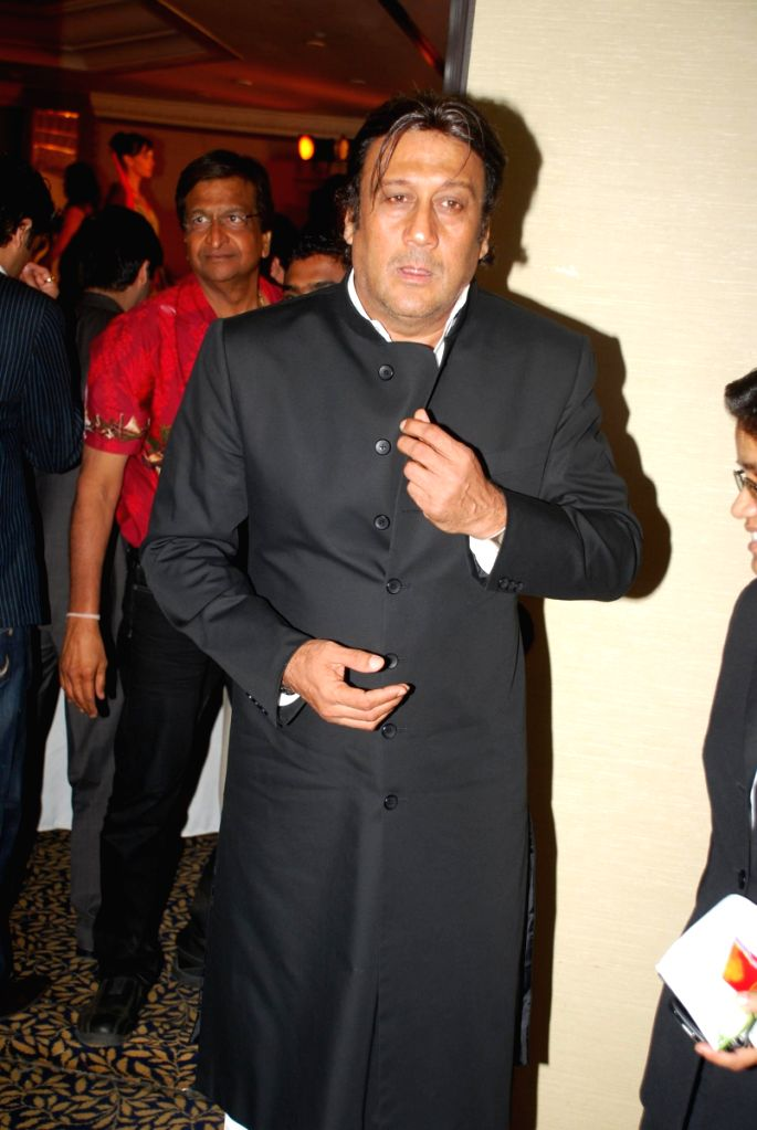 Jackie Shroff at SNDT College's at Chrysalis show.