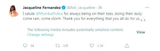 Jacqueline Fernandez (Photo:twitter)