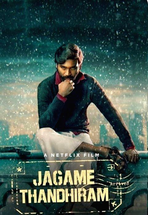 Jagame Thandhiram.(photo:instagram)