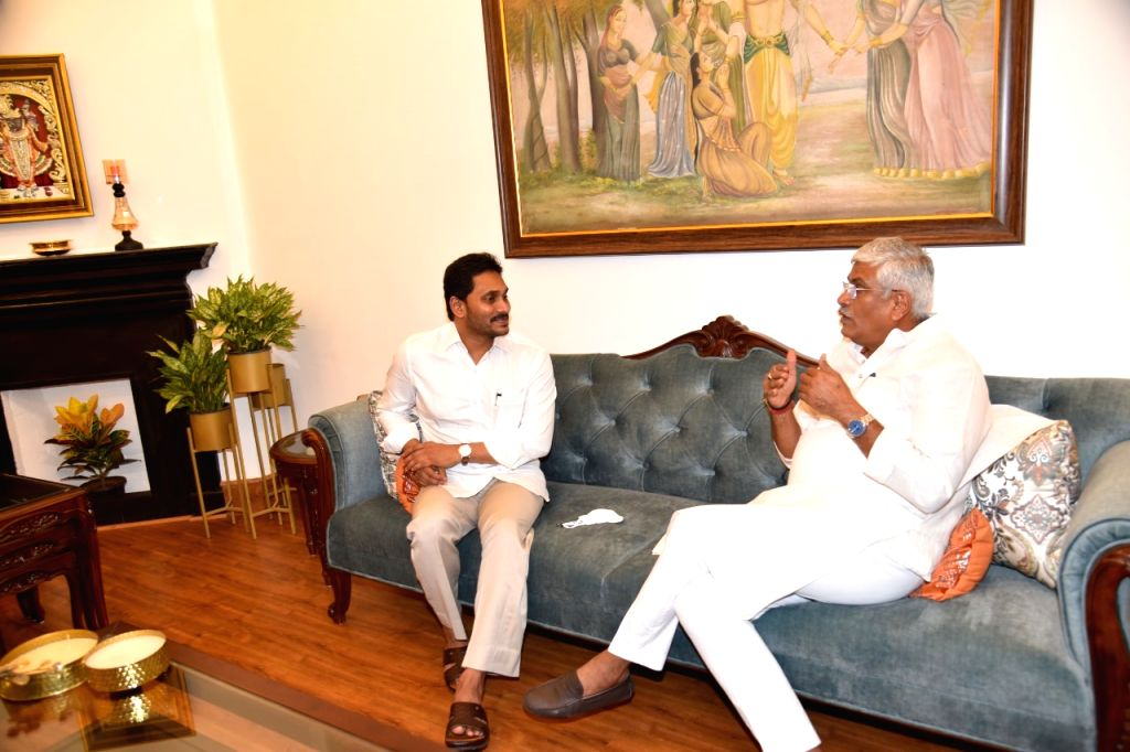 Jagan seeks Rs 55K cr investment clearance for Polavaram project