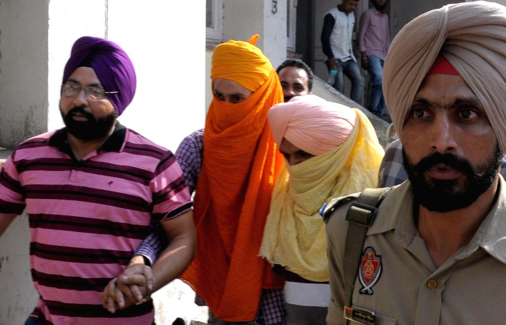 Jagdev Singh and Ravinderpal Singh, members of the Babbar Khalsa International (BKI) - an outfit backed by Pakistan???s ISI - were arrested by the Punjab police in Amritsar, on May 31, 2019. - Jagdev Singh and Ravinderpal Singh