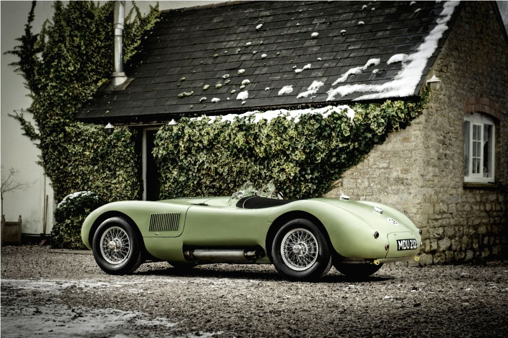 Jaguar C-Type to be presented in India for the first time