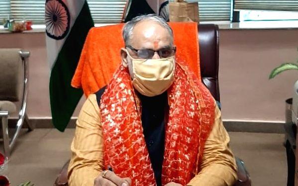 Jai Prakash (Photo: twitter@JPBhaiBJP)