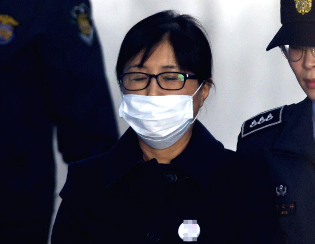 Jail term of ex-S.Korean Prez's confidante upheld