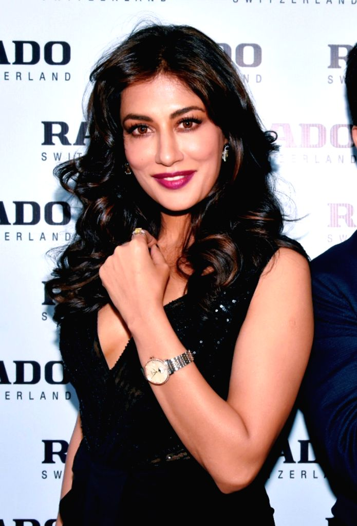 Jaipur: Actress Chitrangada Singh during a promotional programme in Jaipur, on May 10, 2019. (Photo: Ravi Shankar Vyas/IANS) - Chitrangada Singh