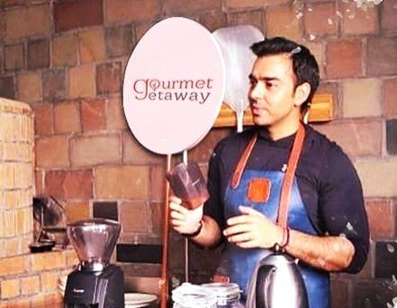 Jaipur-based restauranteur and chef Dushyant Singh - Dushyant Singh