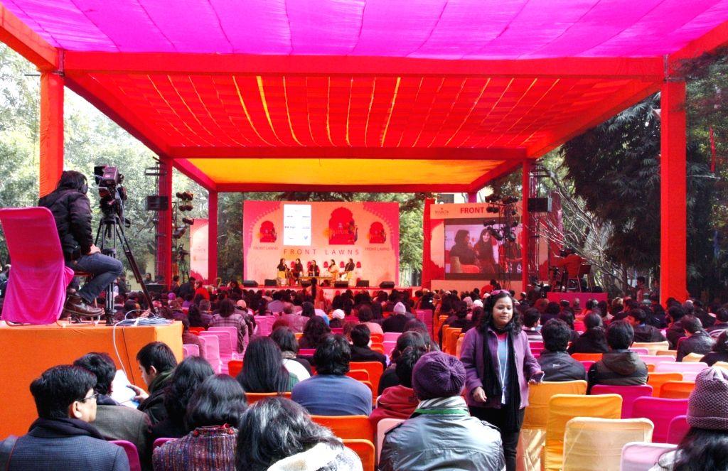 Jaipur Literature Festival. (File Photo: IANS)