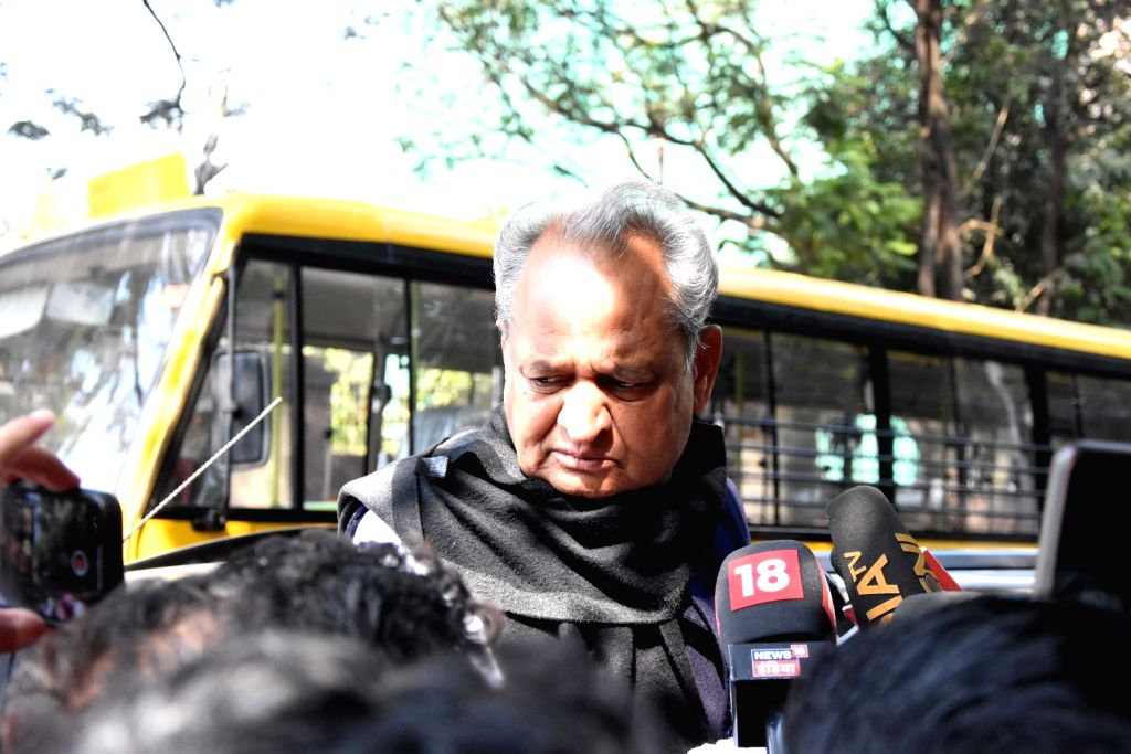 Jaipur, March 27 (IANS) Amid the ongoing corona crisis, the Rajasthan government on Friday brought good news for the state government employees by announcing an increase of 5% in dearness allowance, raising the DA from 12% to 17%.(File Photo: IANS)