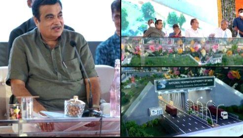Jaipur to Delhi in two hours, says Gadkari in Rajasthan