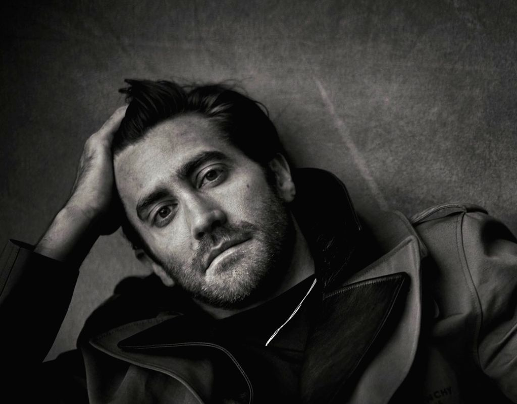 Jake Gyllenhaal.(photo:Instagram)