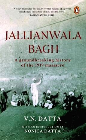 'Jallianwala Bagh propelled the Mahatma to assume centre-stage'.