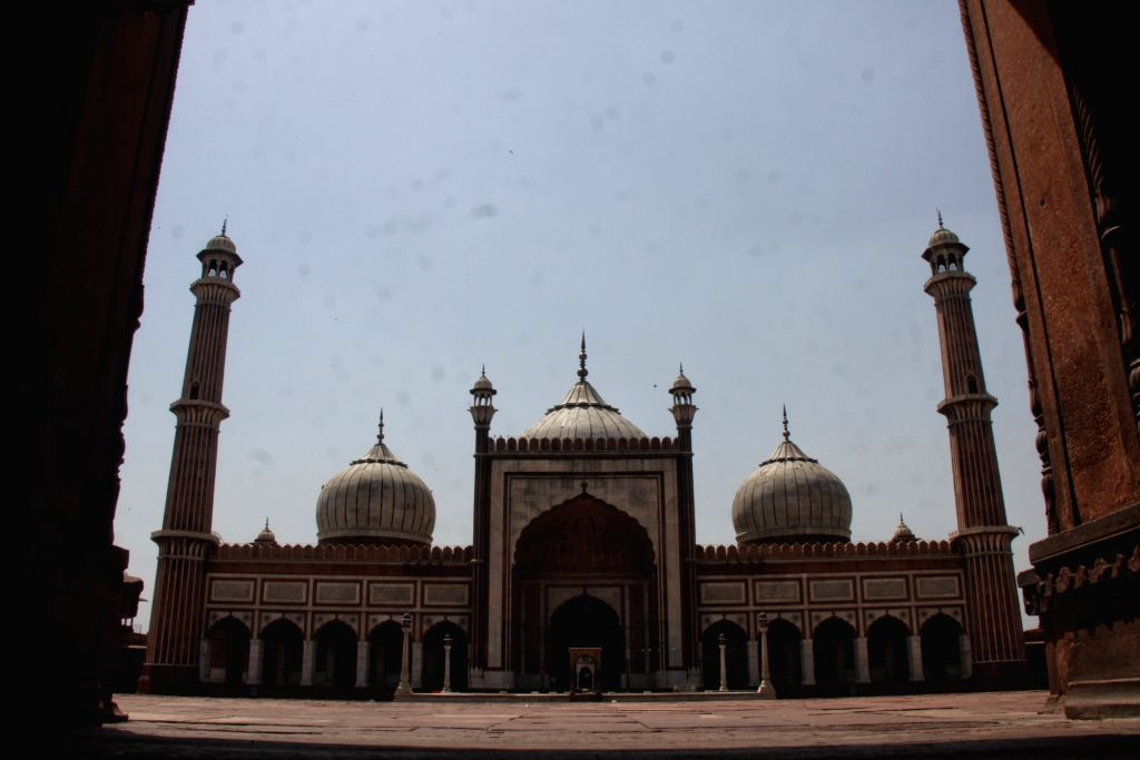Jama Masjid.