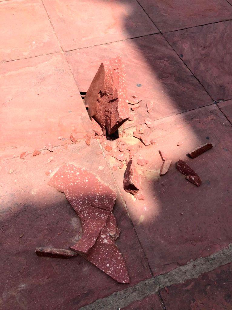 Jama Masjid's Shahi Imam Bukhari writes to PM Modi over repair work.