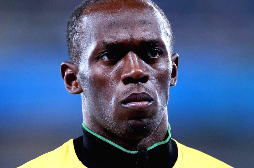 Jamaican sprint Usain Bolt. (Photo: IANS/Xinhua)
