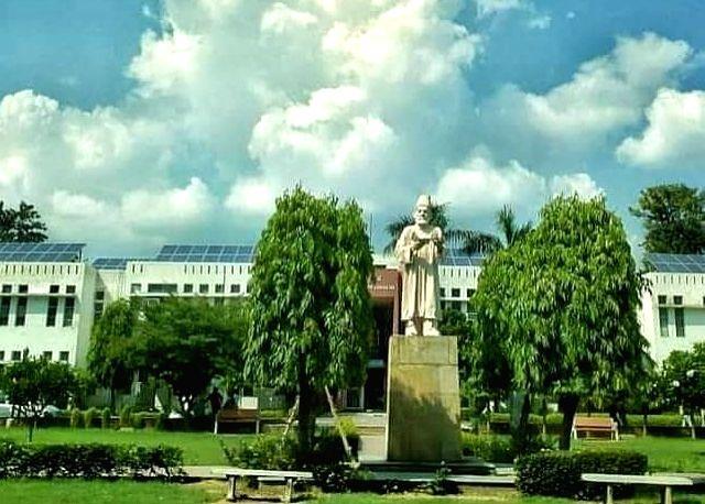 Jamia Millia Islamia (JMI).