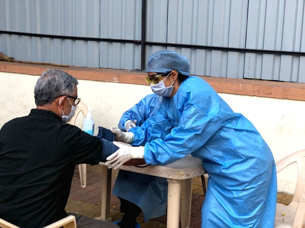 Jammu, April 19 (IANS) Nine more people tested positive on Sunday in J&K taking the number of COVID-19 patients to 350 in the union territory.