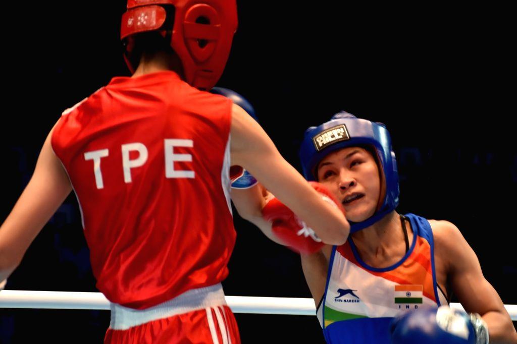 Jamuna Boro wins Bronze medal on debut.