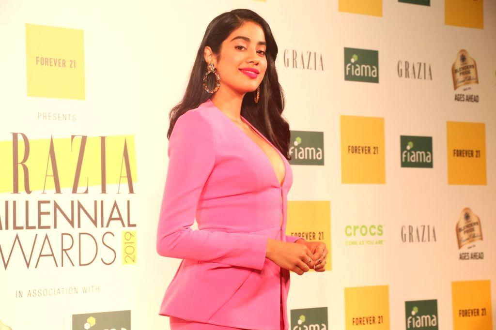 Janhvi Kapoor. (Photo: IANS) - Janhvi Kapoor