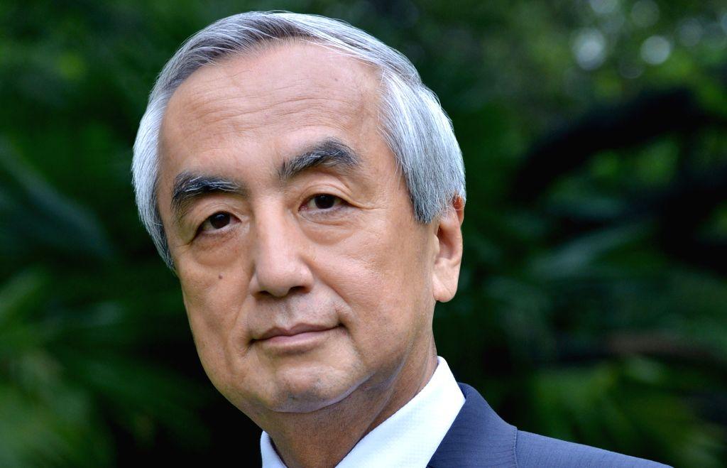 Japanese Ambassador Kenji Hiramatsu.