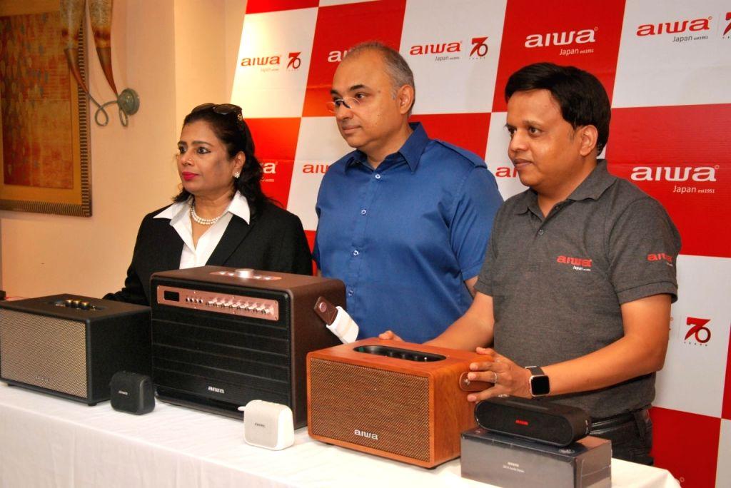 Japanese audio brand AIWA eyes billion-dollar business in India.