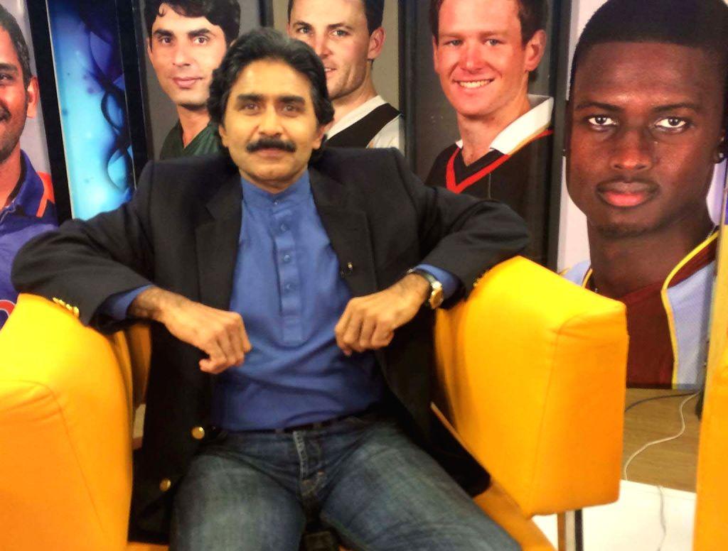 Javed Miandad.